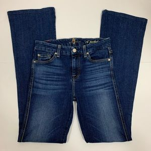 """7 For All Mankind """" A"""" Pocket  Jeans"""